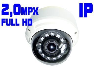 Kamera IP Full HD kopulka PoE 2 MPX sieciowa NOC