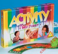 GRA MY FIRST ACTIVITY 4-7 LAT *PIATNIK* W-WA