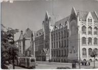 SZCZECIN - POLITECHNIKA - WYDZIAŁ ELEKTRYCZNY 1957