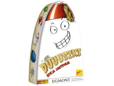 Gra planszowa Duuuszki 5908215006709