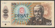CSRS (Czechosłowacja) - 10 koron - 1986 - stan 1/2