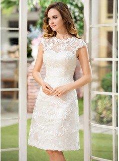 2e7d49d0ef Biała sukienka JJ S House z koronką