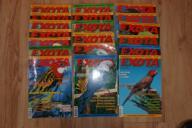Exota-czasopismo dla hodowców ptaków Mega zestaw