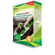 KOMPOSTART preparat przyspieszający kompostowanie