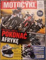 2 gazety - ŚWIAT MOTOCYKLI 8/15 i MOTOCYKL 4/16