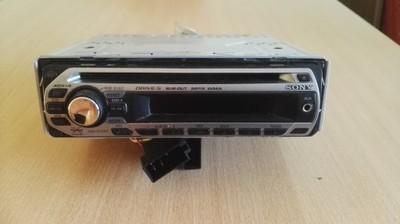 Wybitny RADIO SAMOCHODOWE SONY CDX-GT220 4x45 XPLOD +100db - 6871056186 BY75
