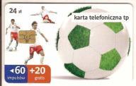 nr 20KP - Karta 60 + 20 gratis Zielona piłka I