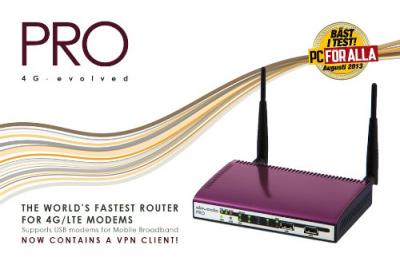 Router Dovado PRO/4GR LTE 4G Plus Cyfrowy Polsat