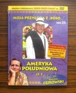 PRZYGODA Z BOSO CEJROWSKI AMERYKA CZ.1 DVD FOLIA