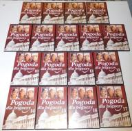POGODA DLA BOGACZY ( 17 DVD ) KOMPLET