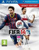 FIFA 14 LEGACY EDITION PS VITA / NOWA / FOLIA