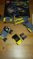 Lego 8134 Night Cruiser Racer instrukcja komplet
