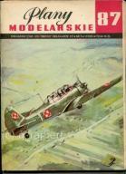 PM Plany modelarskie 87 Jak-18 s1