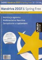 2 DVD Mandiva 2007.1 Spring 32 64 bit Linux+Extra