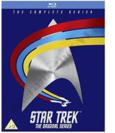 Star Trek The Original Series 20Blu-ray Sezony 1-3