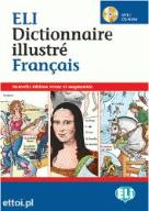 Słownik ELI Dictionnaire illustre francais+ CD-ROM