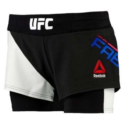Spodenki REEBOK UFC FAN OCTAGON damskie szorty 34