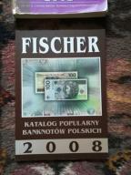 Fisher Katalog popularnych banknotów polskich 2008