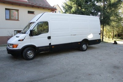 Groovy IVECO DAILY 35 S11 MAX, MAXI 2.8 Turbo PAKA- 4,55M - 7003659919 GB24