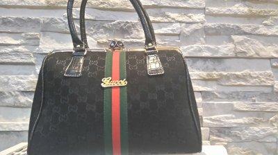2dab95ea848b5 Prawie nowa torebka-kuferek Gucci - 6250173628 - oficjalne archiwum ...