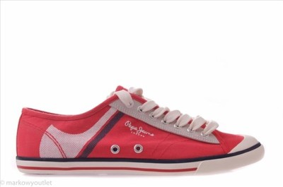 newest 990d3 33aad Buty PEPE JEANS TENIS PRINT r. 43 - 27,5 cm - 6510531772 - o