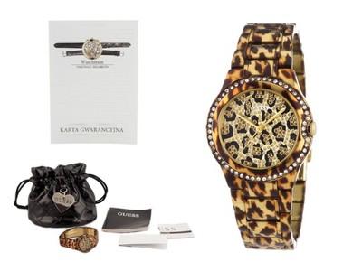 ORYGINALNY GUESS W0084L1 zegarek damski GW24 SALE