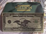 ONE MILLION - UNITED STATES OF AMERICA -  KOPIA -