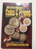 Katalog monet Ameryki Północnej - Krause 2007