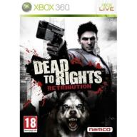 Dead to Rights: Retribution - Xbox 360 uż Kraków