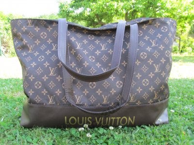 027057b98d4d5 Torba Louis Vuitton XXL shopper bag - 6323642384 - oficjalne ...