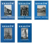 Katalog zabytków sztuki - Kraków x5
