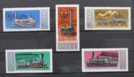 ZSRR - Kolejnictwo 1978