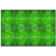 Obrus foliowy Piłka nożna piłkarski boisko 1 szt.