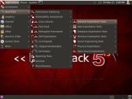 System operacyjny BackTrack 5 r3