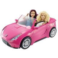 Mattel DVX59 Różowy kabriolet Barbie