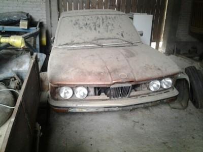 BMW E12 1979 2.5 B