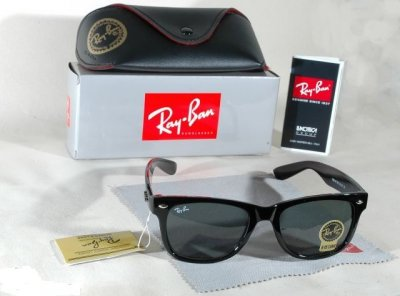 f8d0b547d2a9f6 NOWE Okulary Ray Ban Wayfarer RB2140 901 GW - 6249411813 - oficjalne ...