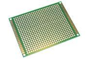 Płytka PCB 5x7cm dwustronna 50x70mm ... [1szt]