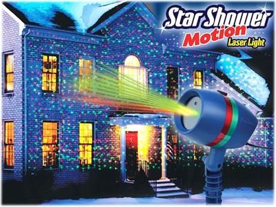 Projektor Reflektor Laserowy Star Shower Lampki 6653728247 Oficjalne Archiwum Allegro