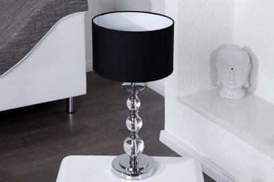 Przepiękna Lampa Glamour Stołowa Lampy Lampka 5963580675