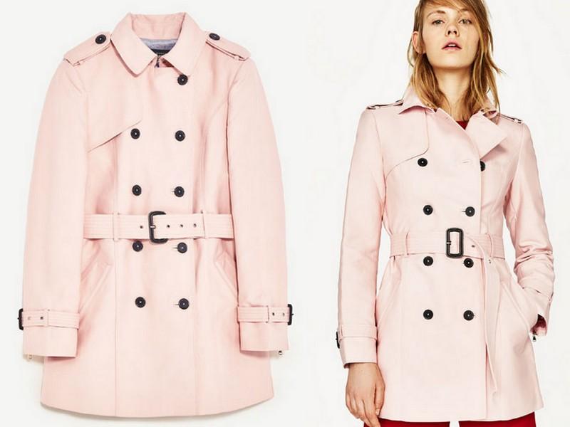 Trencz ORSAY płaszcz SM jak Zara