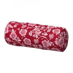 W Kwiatki Wałek Ektorp 5728603431 Poduszka Ikea Czerwona