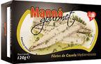 Filety z makreli atlantyckiej w oliwie z oregano