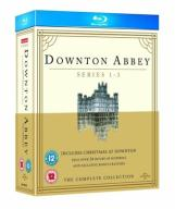 Downton Abbey - Series 1-3 / Christmas at Downton