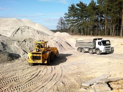 Wszystkie nowe Piasek przesiewany 02 do murowania na kopalnia - 6515227910 IC42