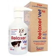 SCANVET Relaxer Vet Plus syrop 250 ml+GRATISY