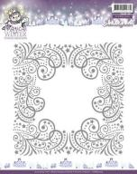 Embossing Folder - Yvonne Creations - Magical wint