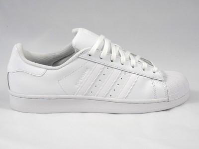 adidas superstar całe białe damskie