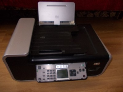 Drukarka wifi skaner fax Lexmark x7675, zasilacz