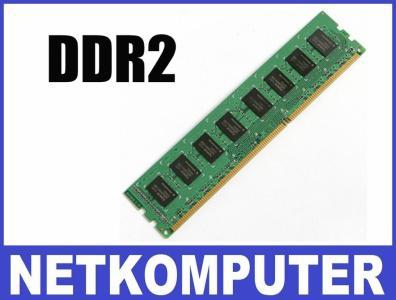 DDR2 1024MB 1GB 667MHz GW 12M FV